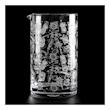 Mixing glass Tiki Urban Bar in vetro cl 60