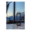 Lampada a led Resort in alluminio antracite