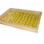 Rete asciugapasta in legno cm 50x40