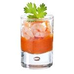 Bicchiere liquore Disco shot Durobor in vetro 5 cl