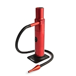 Affumicatore istantaneo Aladin 007 100% Chef rosso