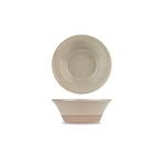 Coppetta Linea Igneous Churchill in porcellana cm 14,5
