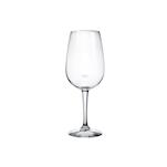 Calice Bordeaux Riserva con tacca in vetro cl 55