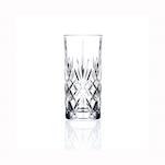 Bicchiere RCR Melodia tumbler in vetro cl 35