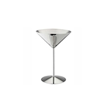 Coppa Martini stainless steel in acciaio inox cl 24
