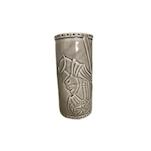 Tiki mug Samurai in porcellana grigia cl 56