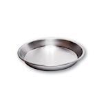 Tortiera conica in alluminio monouso cm 24