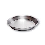 Tortiera conica in alluminio monouso cm 32