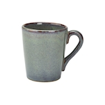 Tazza Terra in porcellana Stoneware verde cl 32