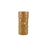 Tiki mug Funky in porcellana marrone cl 40