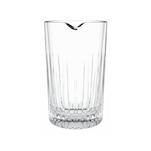 Mixing Glass VIDIVI Mix e Co. in vetro lavorato cl 55