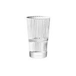 Bicchiere Diva bibita VIDIVI in vetro lavorato cl 41