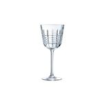 Calice Rendez-Vous in vetro decorato cl 25