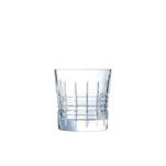 Bicchiere Architecte in vetro decorato cl 32