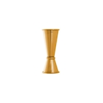 Jigger Ginza Urban Bar in acciaio inox dorato cl 1,5-2,5-4,5-5