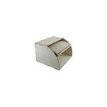 Cassetta porta pane in legno naturale cm 18,5x21x13,5