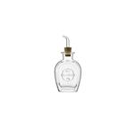 Bottiglia Elixir N.3 olio/aceto Luigi Bormioli in vetro con tappo cl 11
