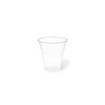 Bicchiere monouso in PET trasparente cl 20