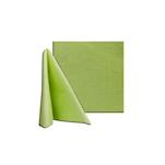 Tovagliolo Easy in cellulosa verde kiwi cm 40x40