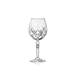 Calice Alkemist Luxion Aperitivo RCR in vetro decorato cl 53,2