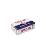 Scatola Retro Medicine in latta con stampa cm 23x16
