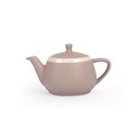 Teiera CoffeeeCo in porcellana tortora cl 36