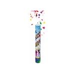 Tubo sparacoriandoli Party Popper in colori assortiti cm 40