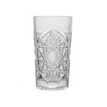 Bicchiere Funky in vetro trasparente cl 45