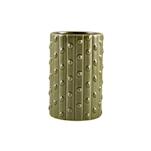 Tiki mug Cactus in porcellana verde cl 42
