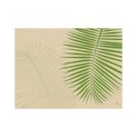 Tovaglietta Leaf Duni in cellulosa antigrasso cm 30x40