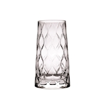 Bicchiere long drink Leafy in vetro cl 45