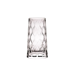 Bicchiere long drink Leafy in vetro cl 34,5