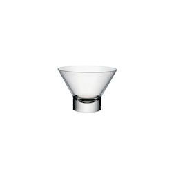 Coppa Ypsilon Bormioli Rocco in vetro trasparente cl 35,5