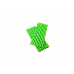 Cannuccia drinking straw plastica cm 13,5 verde