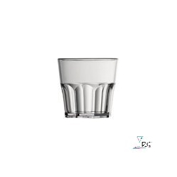 Bicchiere in SAN rox trasparente 16 cl