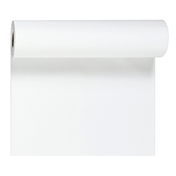 Rotolo Tête-à-Tête Duni in cellulosa Dunicel® 120×40 cm bianco