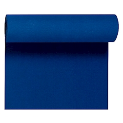 Rotolo Tête-à-Tête Duni in cellulosa Dunicel® 120x40 cm blu scuro
