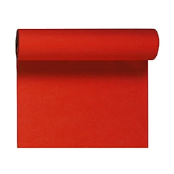 Rotolo Tête-à-Tête Duni in cellulosa Dunicel® 120x40 cm rosso