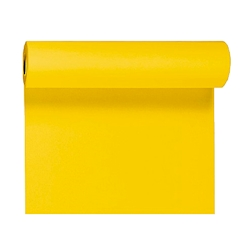 Rotolo Tête-à-Tête Duni in cellulosa Dunicel® 120×40 cm giallo