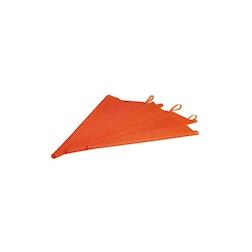 Sac a poche monouso Superflex in poliuretano arancione cm 45