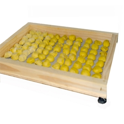 Rete asciugapasta in legno cm 60x30