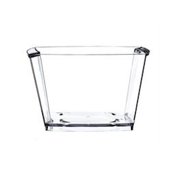 Spumantiera Alaska acrilico 20 litri trasparente