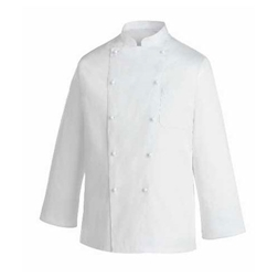 Giacca cuoco Rex Egochef cotone taglia XXL manica lunga bianco