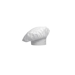 Cappello cuoco classico Egochef cotone bianco