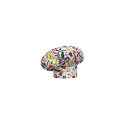 Cappello cuoco classico Spezie Egochef cotone