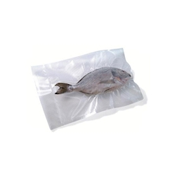 Sacchetti sottovuoto Diamond in plastica goffrata trasparente cm 20x30