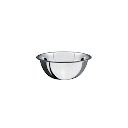 Ciotola mixing bowl Salvinelli in acciaio inox cm 18
