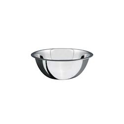 Ciotola mixing bowl Salvinelli in acciaio inox cm 21