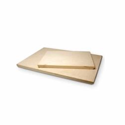 Tavola pasta in legno multistrato di betulla cm 50x36