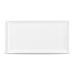 Vassoio Linea Buffet Churchill rettangolare in porcellana cm 53x32,5